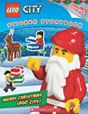 img - for LEGO City: Merry Christmas, LEGO City! book / textbook / text book