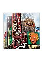 Artopweb Panel Decorativo Arietti Andy 70x70 cm Multicolor