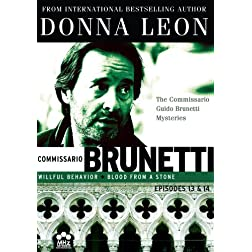 Donna Leon's Commissario Guido Brunetti Mysteries - Episodes 13 & 14