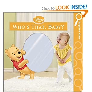 "Who""s That Baby? Disney Book Group"