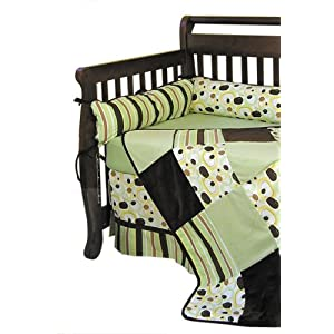 Trend Lab Giggles 4 Piece Crib Set