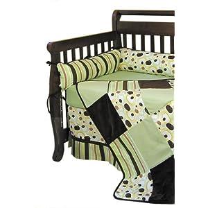 Trend Lab Giggles 4 Piece Crib Set