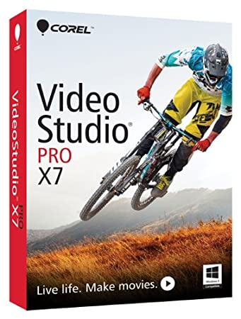 Corel VideoStudio Pro X7 [Old Version]