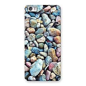 Enticing Water Pebbels Multicolor Back Case Cover for Xiaomi Redmi Mi5