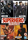 Superhero: X-Men / X-Men 2 / Elektra / Daredevil [DVD]