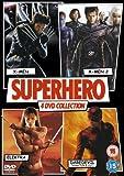 Superhero: X-Men / X-Men 2 / Elektra / Daredevil [DVD]