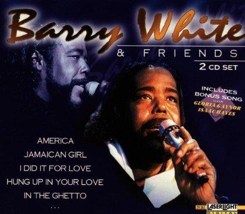 Barry White - Barry White & Friends - Zortam Music