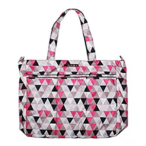 Ju-Ju-Be Super Be Zippered Tote Diaper Bag by Ju-Ju-Be