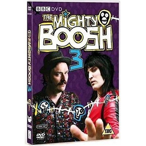 The Mighty Boosh - Series 3 [Non-US Format, PAL, Region 2, Import] (Mighty Boosh Season 2 compare prices)
