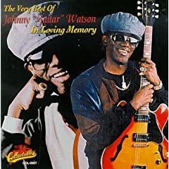 "Featured recording ""The Very Best of Johnny Guitar Watson"""
