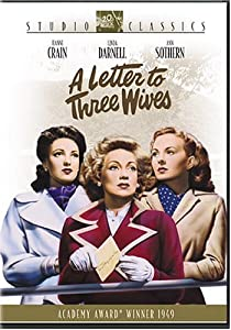 Cover of &quot;A Letter to Three Wives&quot;