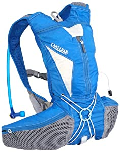 Camelbak Octane XCT Hydration Pack (100-Ounce/200 Cubic-Inch, Skydiver Blue/Egret White)