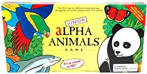 Junior Alpha Animals
