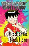 img - for Attack of the Black Flame (Ironfist Chinmi - Kung Fu Boy) book / textbook / text book