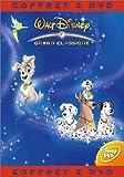 echange, troc Coffret Chiens 2 DVD - Vol.2 : Les 101 dalmatiens 2, sur la trace des héros / La Belle et le clochard 2, l'appel de la rue