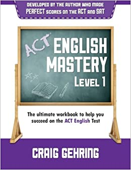 PRACTICE ENGLISH TEST ACT