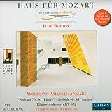 モーツァルト:交響曲第36番、第41番、クラリネット協奏曲 (Mozart: Sinfonie Nr.41