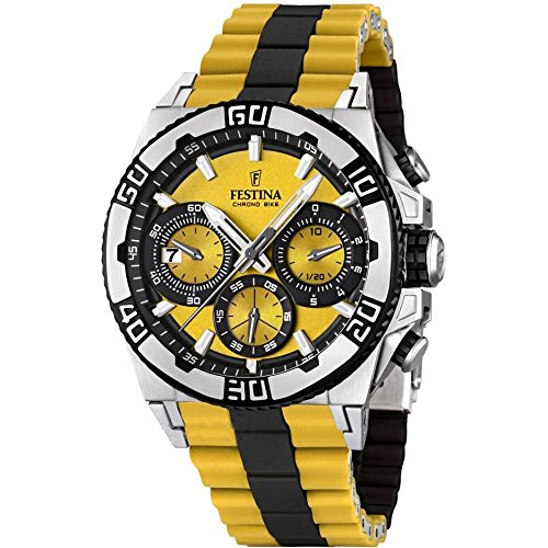 Festina F16659/7 - Reloj cronógrafo de cuarzo para hombre