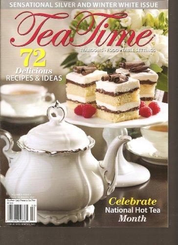 Tea Time Magazine (January February 2012)
