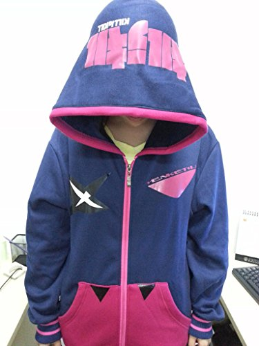 Smoon Cosplay Cartoon Figure Hoodie Costume