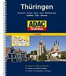 ADAC StadtAtlas Th�ringen mit Eisenac...