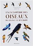 echange, troc Peter Hayman, Rob Hume - Encyclopédie des oiseaux de France et d'Europe