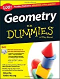 img - for Geometry: 1,001 Practice Problems For Dummies (+ Free Online Practice) book / textbook / text book