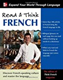 img - for Read & Think French with Audio CD by Editors Of Think French Magazine (1-Jul-2010) Paperback book / textbook / text book