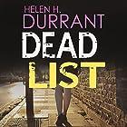 Dead List: Calladine & Bayliss, Book 3 Hörbuch von Helen H. Durrant Gesprochen von: Jonathan Keeble