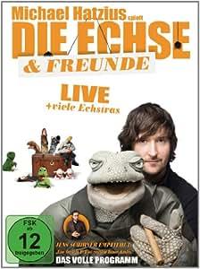 Michael Hatzius - Die Echse & Freunde - das volle Programm (Live + viele Echstras)