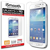 iSmooth Samsung Galaxy S4 HD Ultra Clear Screen Protector