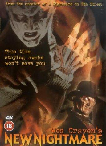 Wes Craven's New Nightmare [DVD] [1995]