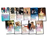 Danielle Steel Saga 11 Books Set Collection (Wanderlust, Fine Things, Coming Out , Full circle, Family album, Sisters, Zoya, Secrets, Rogue, Once in a Lifetime, Golden Moments)
