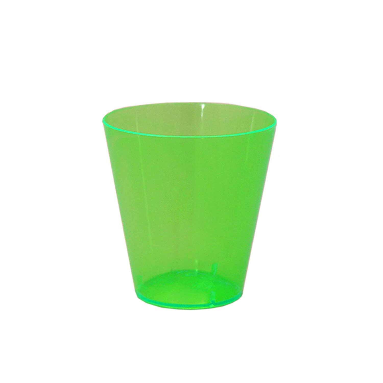NorthWest Enterprises N25075 Party Essentials Brights Plastic Shot