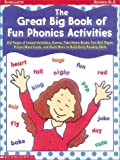 img - for The Great Big Book of Fun Phonics Activities book / textbook / text book