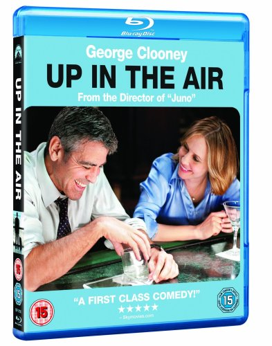 Cover art for  Up in the Air [Blu-ray]