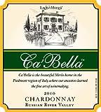 2010 Lago di Merlo Ca'Bella Chardonnay, Russian River 750 mL