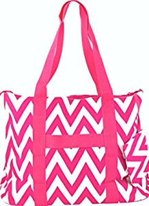 Ever Moda Large Roomy Tote Beach Bag