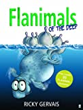 Cover of Flanimals of the Deep by Ricky Gervais 0571234038