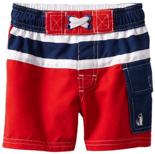Rugged Bear Baby-Boys Infant Rowing Champ Swim Trunk