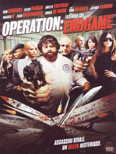 Operation: endgame (extended cut) [IT Import]