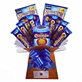 Terry Chocolate Orange Bouquet - Sweet Hamper Tree...