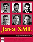 img - for Java XML Programmer's Reference book / textbook / text book