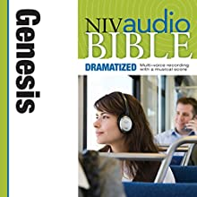 NIV Audio Bible, Dramatized: Genesis Audiobook by  Zondervan