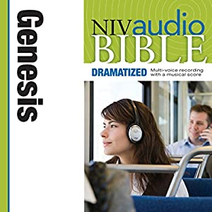 NIV Audio Bible, Dramatized: Genesis Audiobook