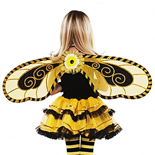 Amscan Bumblebee Fairy Wings ‑Child
