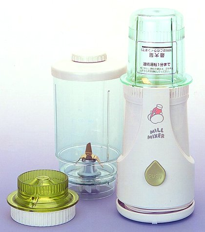 SUN ミルミキサー チタンカッター お茶挽き機能付 FM-50