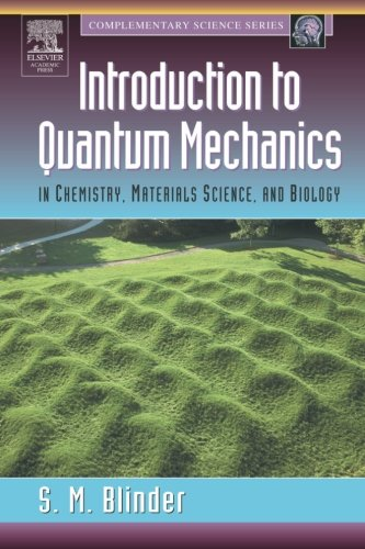 Introduction to Quantum Mechanics: in Chemistry,...