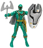 Power Rangers Mystic Force Green Mystic Light Power Ranger
