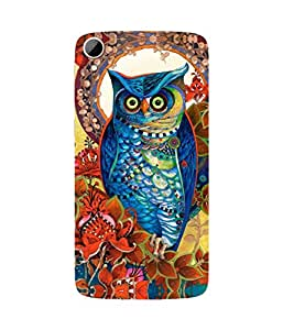 Lush Owl HTC Desire 828 Case